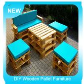 DIY Wooden Pallet Furniture icon