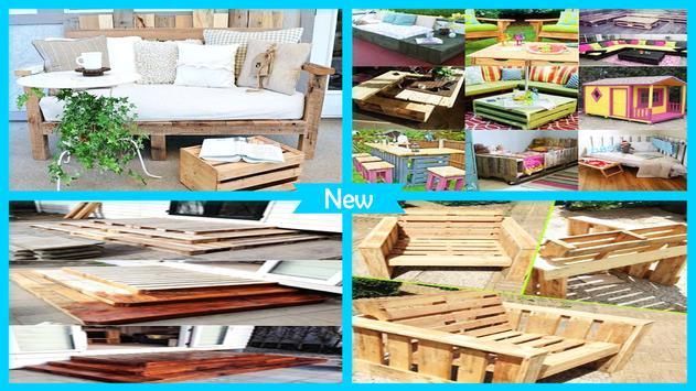 DIY Wooden Pallet Furniture apk screenshot