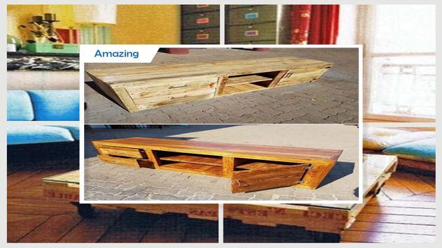 DIY Wooden Pallet Furniture screenshot 3