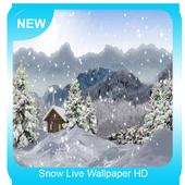 Snow Live Wallpaper HD icon