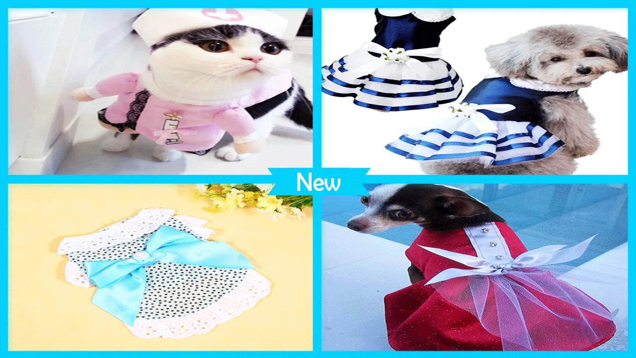 Pet Puppy Party Dress poster