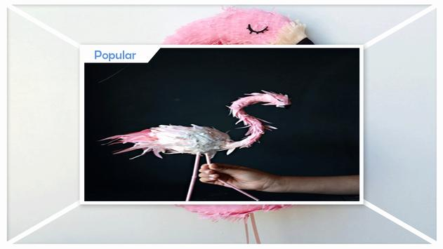 Perfect DIY Flamingo Pinata screenshot 1