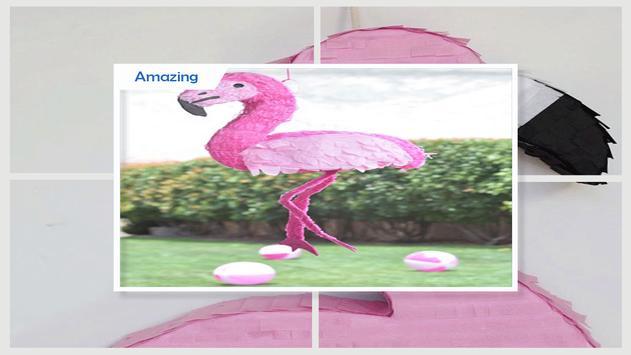 Perfect DIY Flamingo Pinata screenshot 2