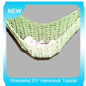 Wonderful DIY Hammock Tutorial icon