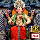 Lord Ganesha Wallpapers HD 4K icon