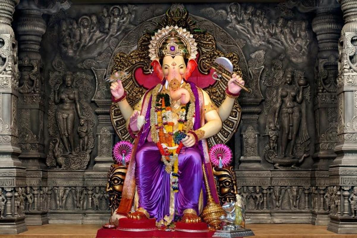 Lord ganesha wallpapers hd 4k for android apk download - 4k wallpaper of god ...