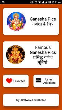 Lord Ganesha Wallpapers HD 4K poster