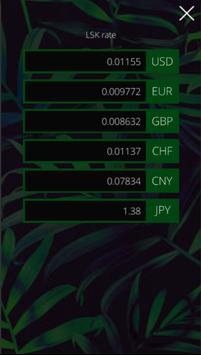 LISK Mining Bot screenshot 1