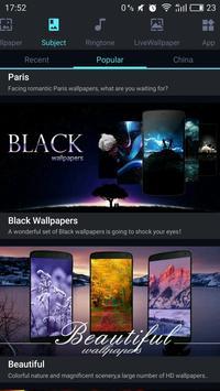 GO Wallpapers Backgrounds HD screenshot 7