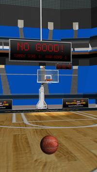 Galactic AR Basketball apk screenshot