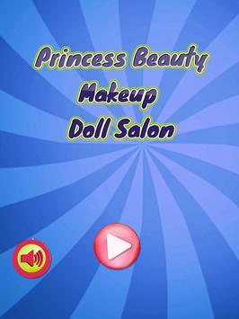 Princess Bride Beauty Makeup Salon poster