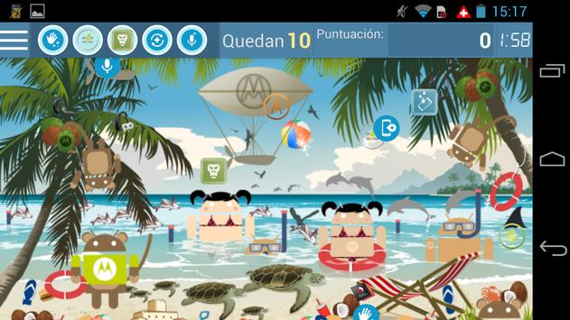 Moto X - Objetos ocultos apk screenshot