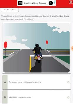 Québec Permis Moto screenshot 3