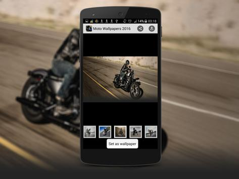moto wallpapers 2016 screenshot 4