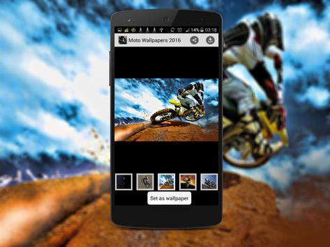 moto wallpapers 2016 screenshot 2