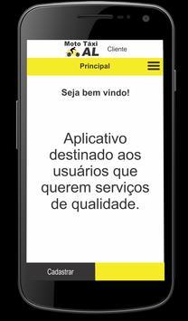 Moto Táxi AL screenshot 12
