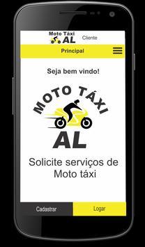 Moto Táxi AL screenshot 1