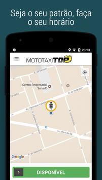 Mototáxi Top - Condutor screenshot 1