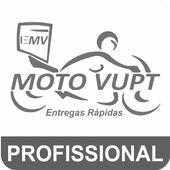 Moto Vupt - Motoboy icon