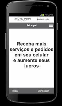 Moto Vupt - Motoboy screenshot 1