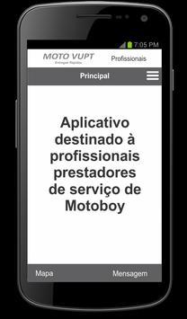 Moto Vupt - Motoboy screenshot 2