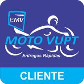 Moto Vupt - Cliente icon