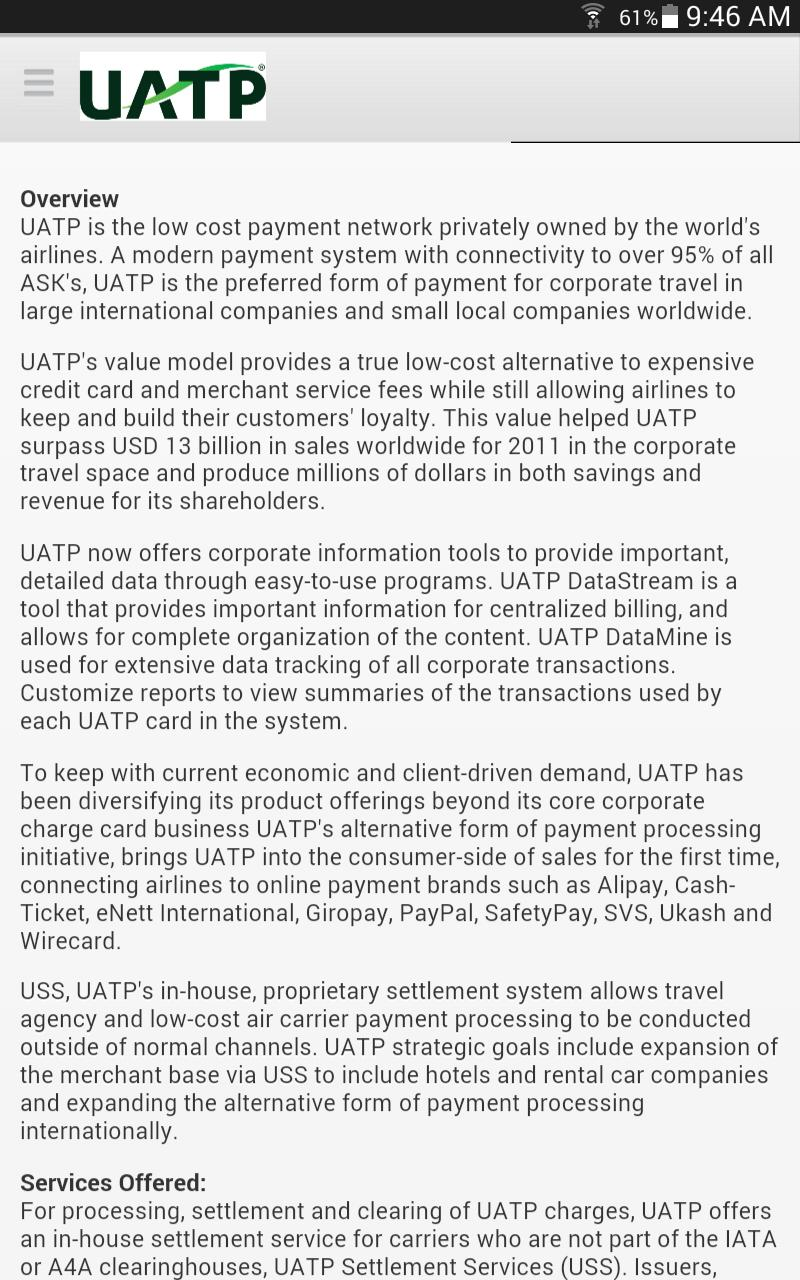 Uatp For Android Apk Download