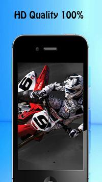 Motocross Wallpapers apk screenshot