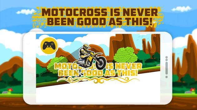 Motocross Biking Adventure V2 poster