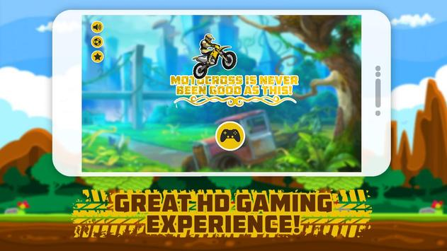 Motocross Biking Adventure V2 apk screenshot