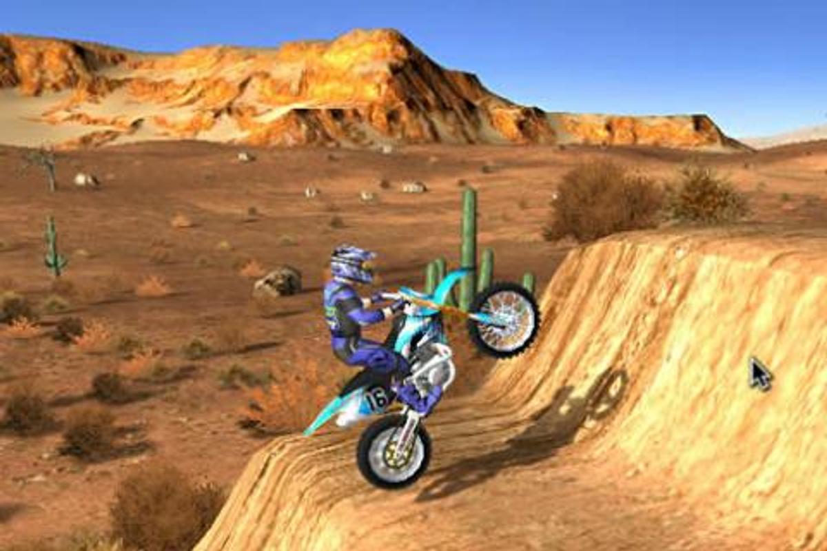 ... Motocross Game 2015 screenshot 3