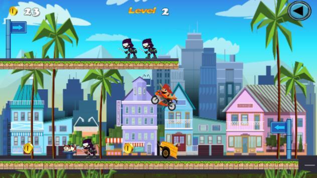 Motocycle Whale Adventure apk screenshot