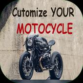 Motorcycle Customization- New Style new Technology icon