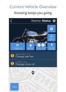 m.ride - your motorcycle app apk screenshot