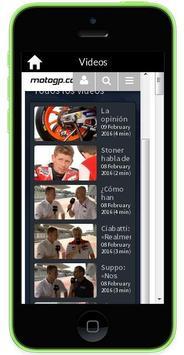 Moto GP 2016 screenshot 1
