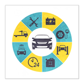 On Demand Vehicle Recovery icon