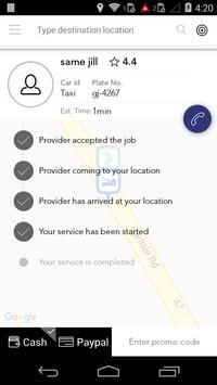 On Demand Vehicle Recovery screenshot 4
