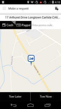 On Demand Vehicle Recovery screenshot 3