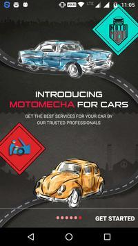 MotoMecha poster