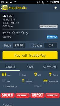 Motorway Buddy apk screenshot
