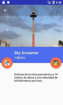 Guía: Six Flags Mexico screenshot 5
