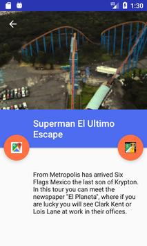 VR Guide: Six Flags Mexico screenshot 1