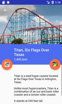 VR Guide: Six Flags Over Texas screenshot 6