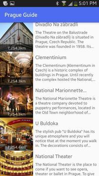 Prague Guide: Free Version poster