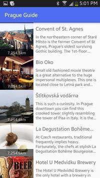 Prague Guide: Free Version apk screenshot