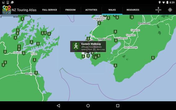 New Zealand Touring Atlas 2.0 screenshot 12