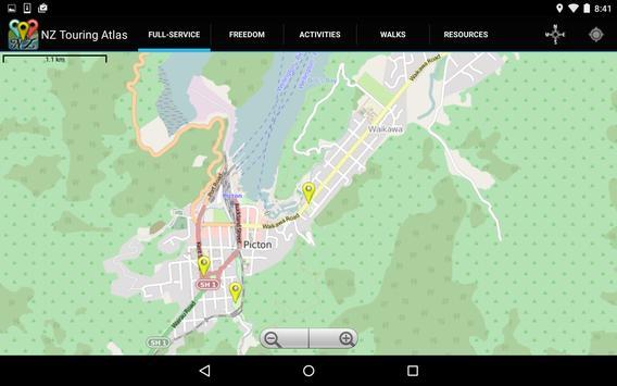 New Zealand Touring Atlas 2.0 screenshot 13