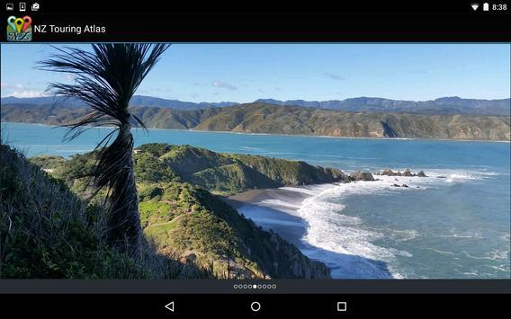 New Zealand Touring Atlas 2.0 screenshot 9
