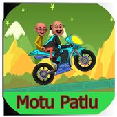 moto Motu racing icon