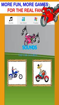 motorcycle games for kids free screenshot 4